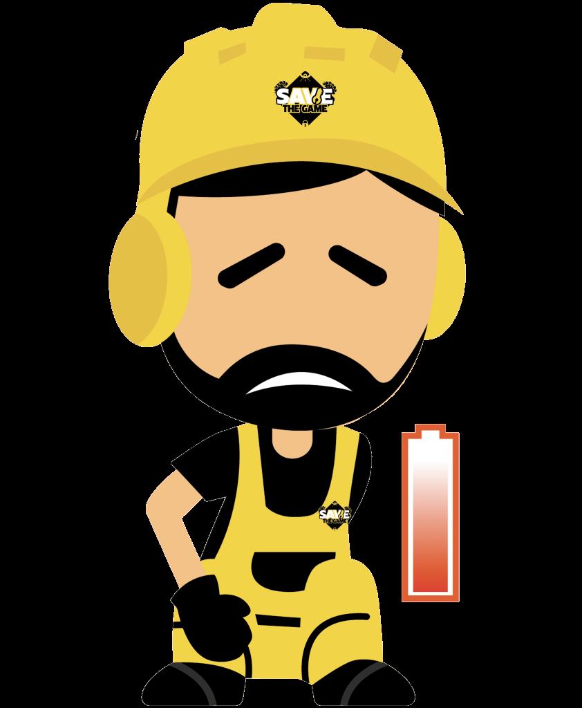 Picto animation Qualité de vie au travail Save The Game, achat safety box